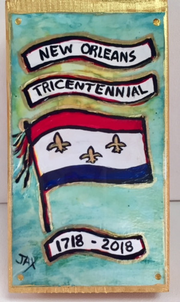Blocks by Jax - New Orleans Tricentennial