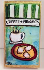 Jax Blocks -Coffee & Beignets