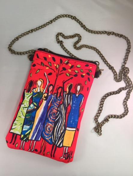 Chain Purse - The Tribe