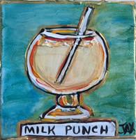 Milk Punch Mini Painting