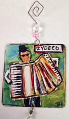 Zydeco Ornament