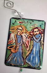 New Orleans Jazz Angels Ornament