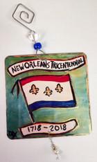 Tricentennial - New Orleans - Ornament