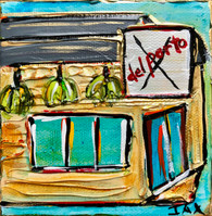 Del Porto Mini Painting -