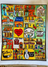 Tea Towel - Nola Love