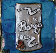 Barq's Mini Painting