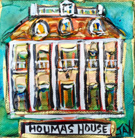 Houmas House Mini Painting