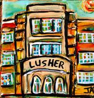 Lusher Mini Painting