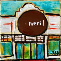 Meril's Mini Painting