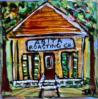 Abita Roasting Company - New Orleans Art