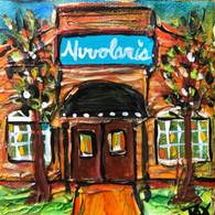Nuvolari's Mini Painting