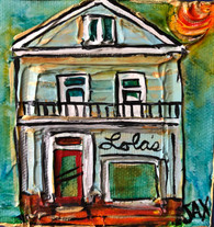 Lola's Mini Painting