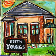 Keith Young's Mini Painting