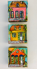 Shotgun Houses - Mini painting Combo