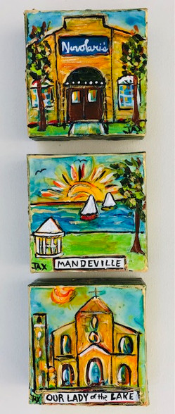 Mini Painting Combo - Northshore collection