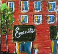 Emeril's mini painting