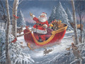 """Christmas Parade"" Christmas cards"
