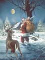 """Santa's Secret"" Christmas cards"