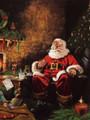 """""""Santa's Treats"""" Christmas cards"""