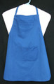 Cobalt Blue Apron Child Size 10-13
