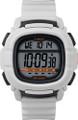 Timex Men's TW5M26400 BST.47 White Silicone Strap Watch G818-TW5M26400