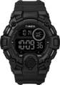 Timex Men's TW5M27400 A-Game DGTL 50mm Black Resin Strap Watch G818-TW5M27400