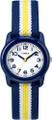 Timex Kids Analog Blue Yellow Elastic Watch G818-TW7C05800