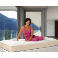 Twin size Firm 9-inch High Profile Innerspring Mattress with Fabric Cover Q280-WOM521984131