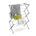 Commercial Clothes Drying Rack Laundry Dryer in Chrome Q280-HCDCCDRC3047