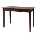 Console Table Laptop Computer Desk Sofa Table in Walnut Finish Q280-WSTCDS7191
