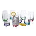 Karissa 8-Piece Glass Tumbler Set