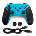 Gamefitz Wireless Controller for the Nintendo Switch in Blue