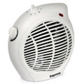 Impress Dual Setting Fan Heater with Adjustable Thermostat