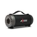 Axess Bluetooth Media Speaker with Equalizer in Silver