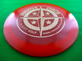 Innova Champion Dominator First Run - Red 175g gold stamp 65