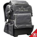 Dynamic Discs Ranger H2O Backpack Disc Golf Bag - Gray