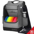 Dynamic Discs Sniper Backpack Disc Golf Bag - Light Gray