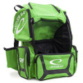 Latitude 64 DG Luxury E3 Backpack Disc Golf Bag - Green/Black