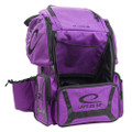 Latitude 64 DG Luxury E3 Backpack Disc Golf Bag - Purple/Black
