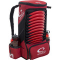 Latitude 64 Easy-Go Backpack Disc Golf Bag - Red