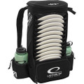 Latitude 64 Easy-Go Backpack Disc Golf Bag - Black