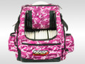 Innova HeroPack Backpack Disc Golf Bag - Pink Camo