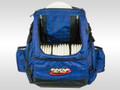 Innova HeroPack Backpack Disc Golf Bag - Blue Plaid
