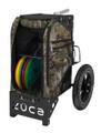 Zuca Disc Golf Cart - Realtree Xtra Camo / Black