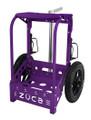 Zuca Backpack Cart - Purple