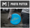 """Pre-Order"" Discraft Paul McBeth Prototype Luna Putter"