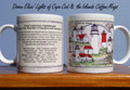 Cape Cod & Islands Coffee Mugs - Set of 2 SALE!!