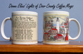 Lighthouses of Door County, WI Coffee Mugs - Set of 2