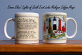 Lighthouses of South East Lake Michigan Coffee Mugs - Set of 2 SALE