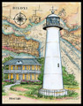 Biloxi Lighthouse E0156